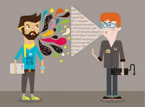 توسعه دهندگان وب